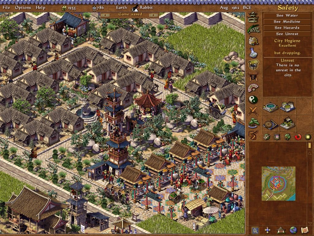 Best Empire Building Game Pc