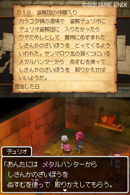 Dragon Quest IX Dqix08
