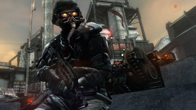 <STRONG>「KILLZONE 2」</STRONG><BR>FPS。4月23日発売予定