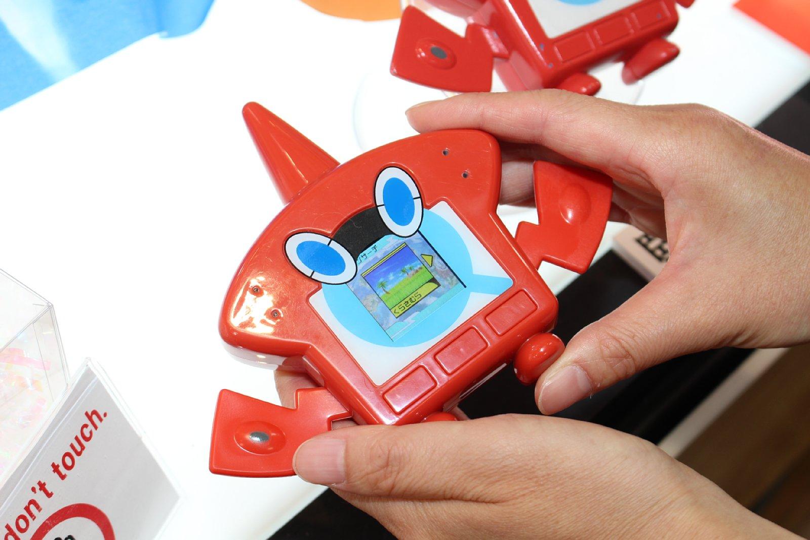 拡大画像] 【クリスマスおもちゃ見本市】タカラトミーの新作おもちゃに