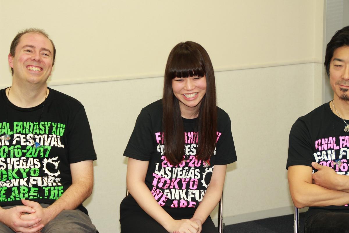 インタビュー】「FFXIV」東京ファンフェスの「THE PRIMALS」ステージ ...
