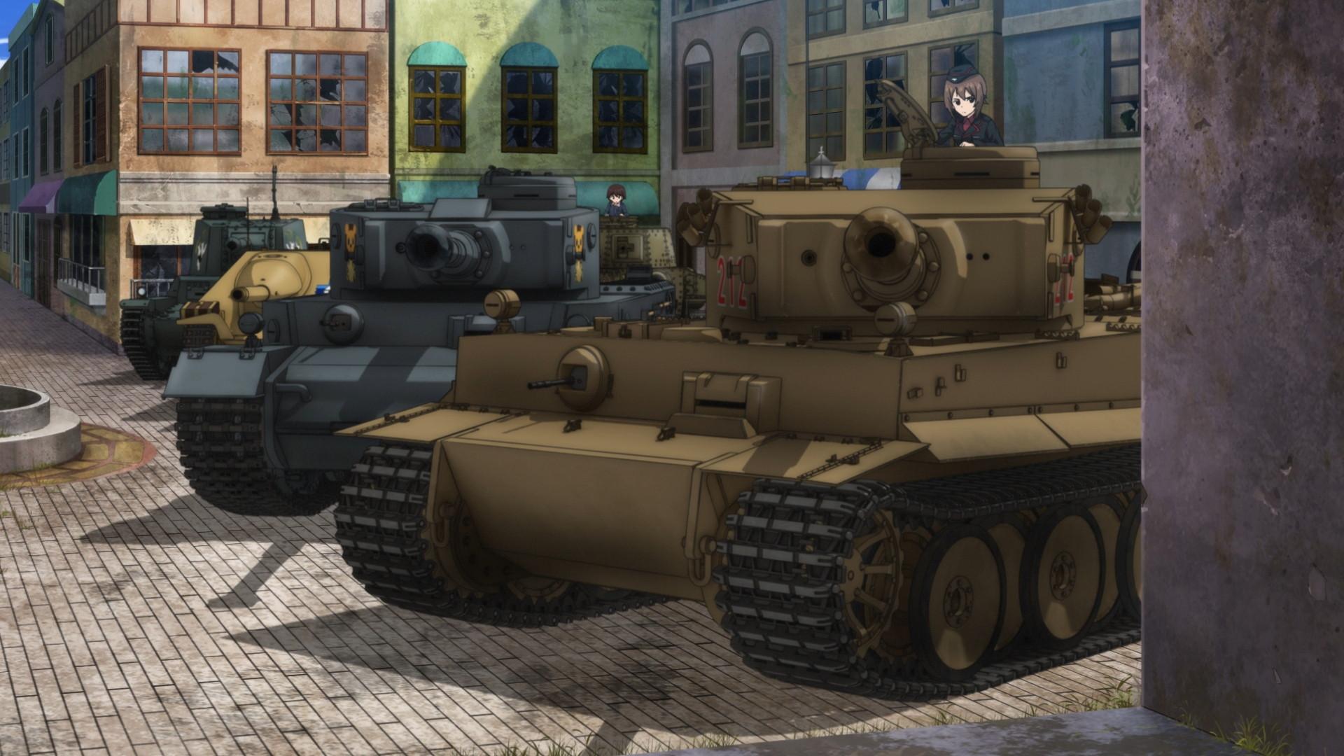 画像 ガルパン Wot連載 第14回 マニアにはたまらない一品です ポルシェティーガー を Wot で動かす ガールズ パンツァー 好きなら World Of Tanks に来い 9 24 Game Watch