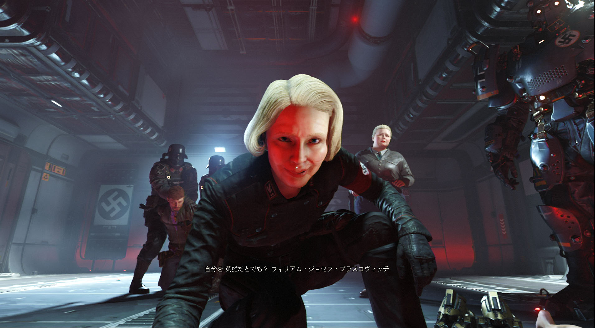 拡大画像] 「Wolfenstein II: Th...
