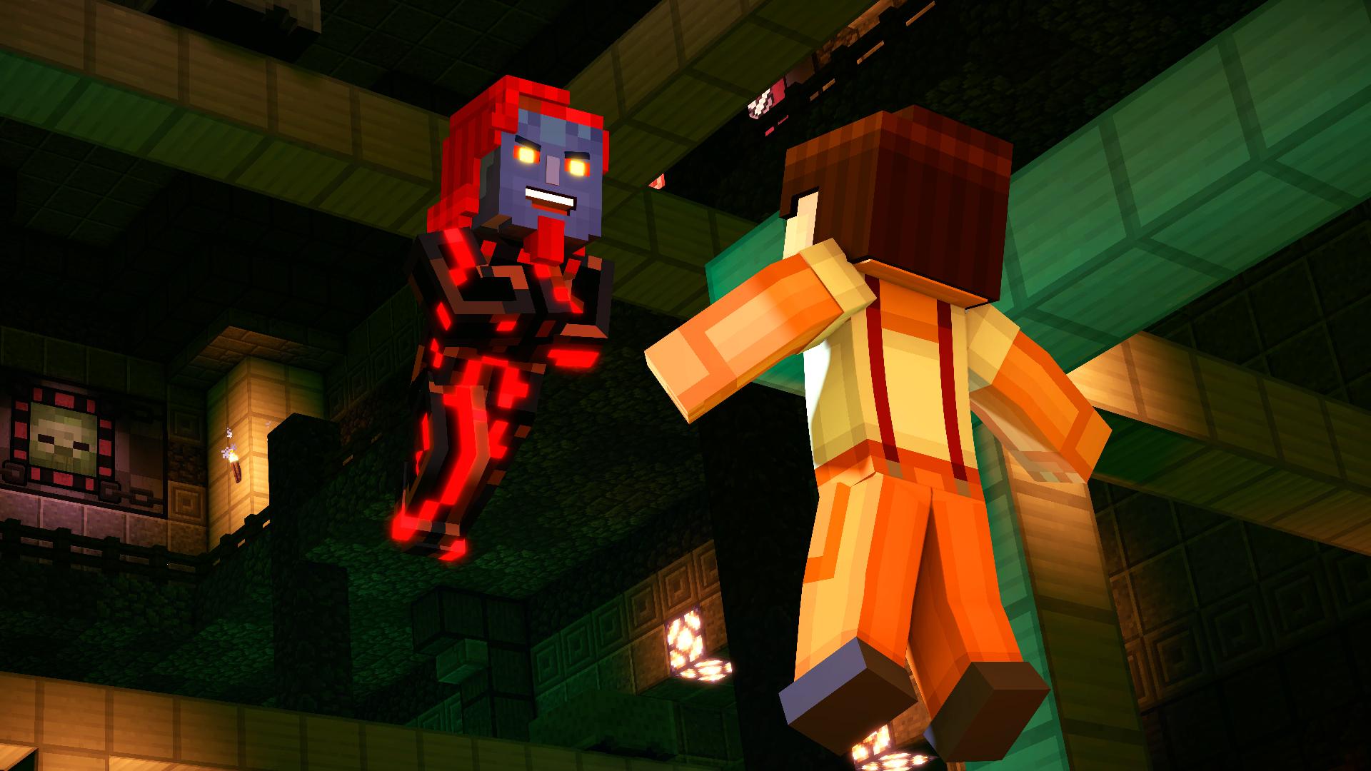 マインクラフト ストーリーモード シーズン2 本日発売 Game Watch