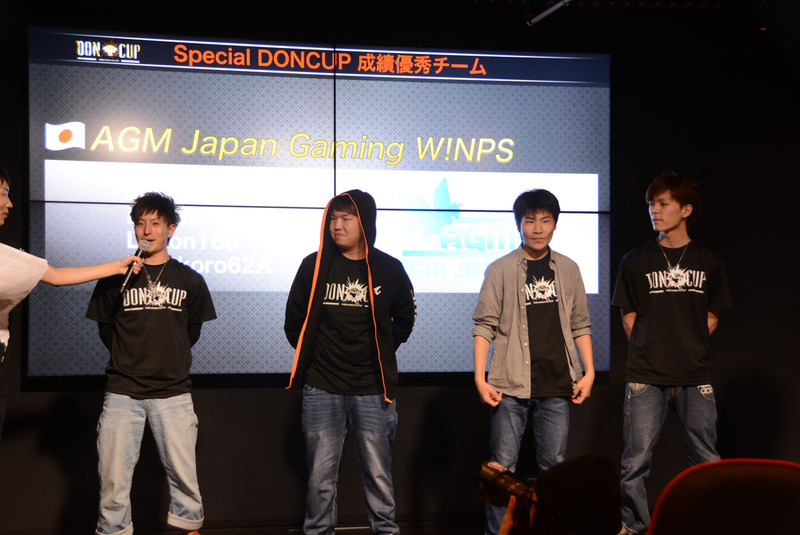 AGM Japan Gaming W!NPS