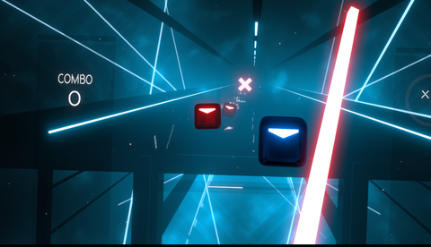 VRリズムゲーム「Beat Saber」レビュー - GAME Watch
