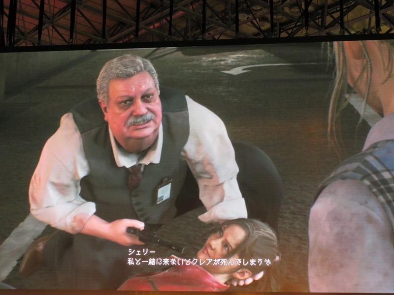 マービンとアイアンズ署長はどのようにストーリーに絡んでくるのか
