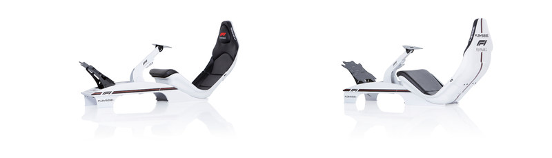 Playseat F1 White Official