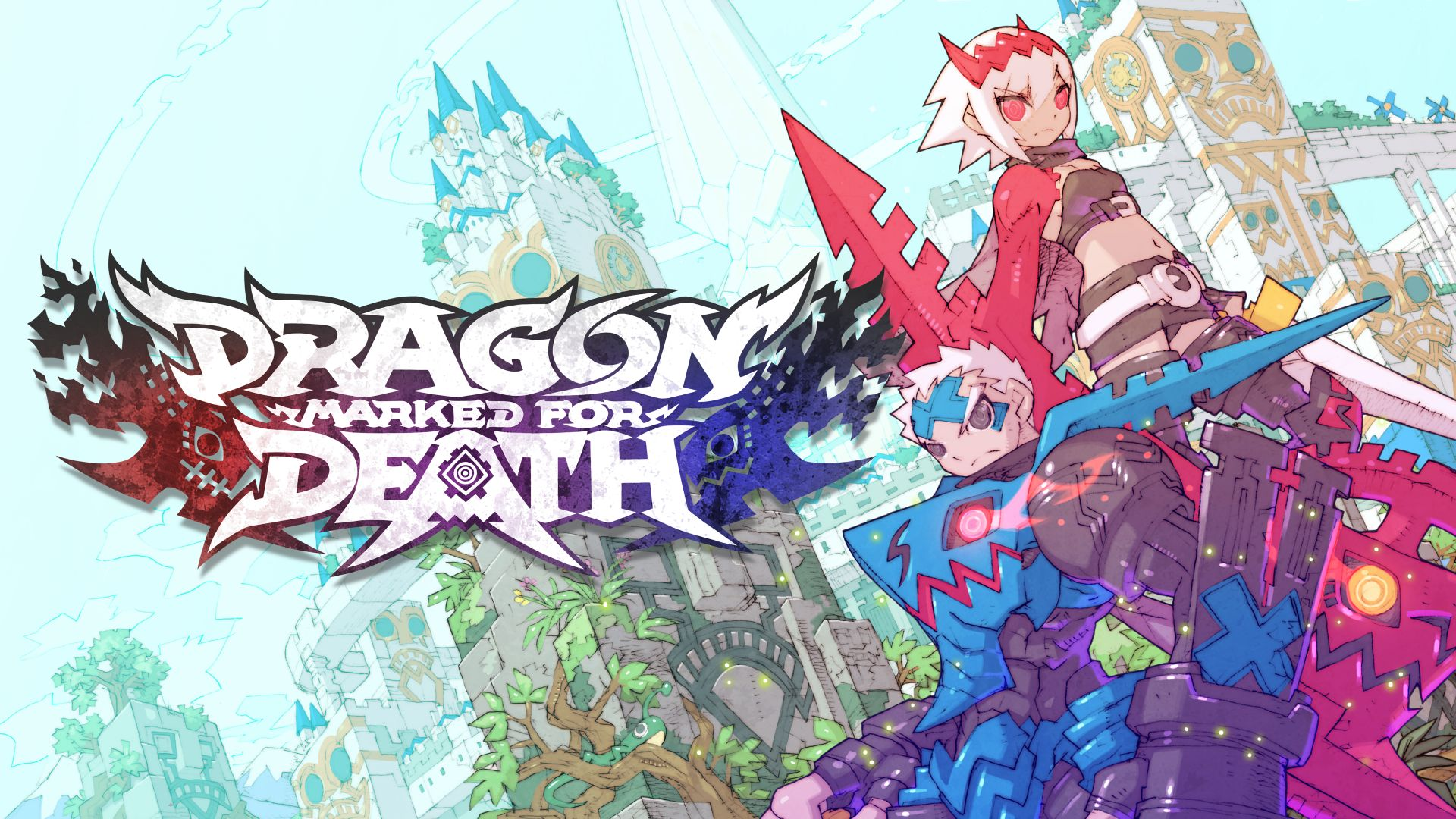 Dragon Marked For Death ベーシックセット - 皇女と戦士 -
