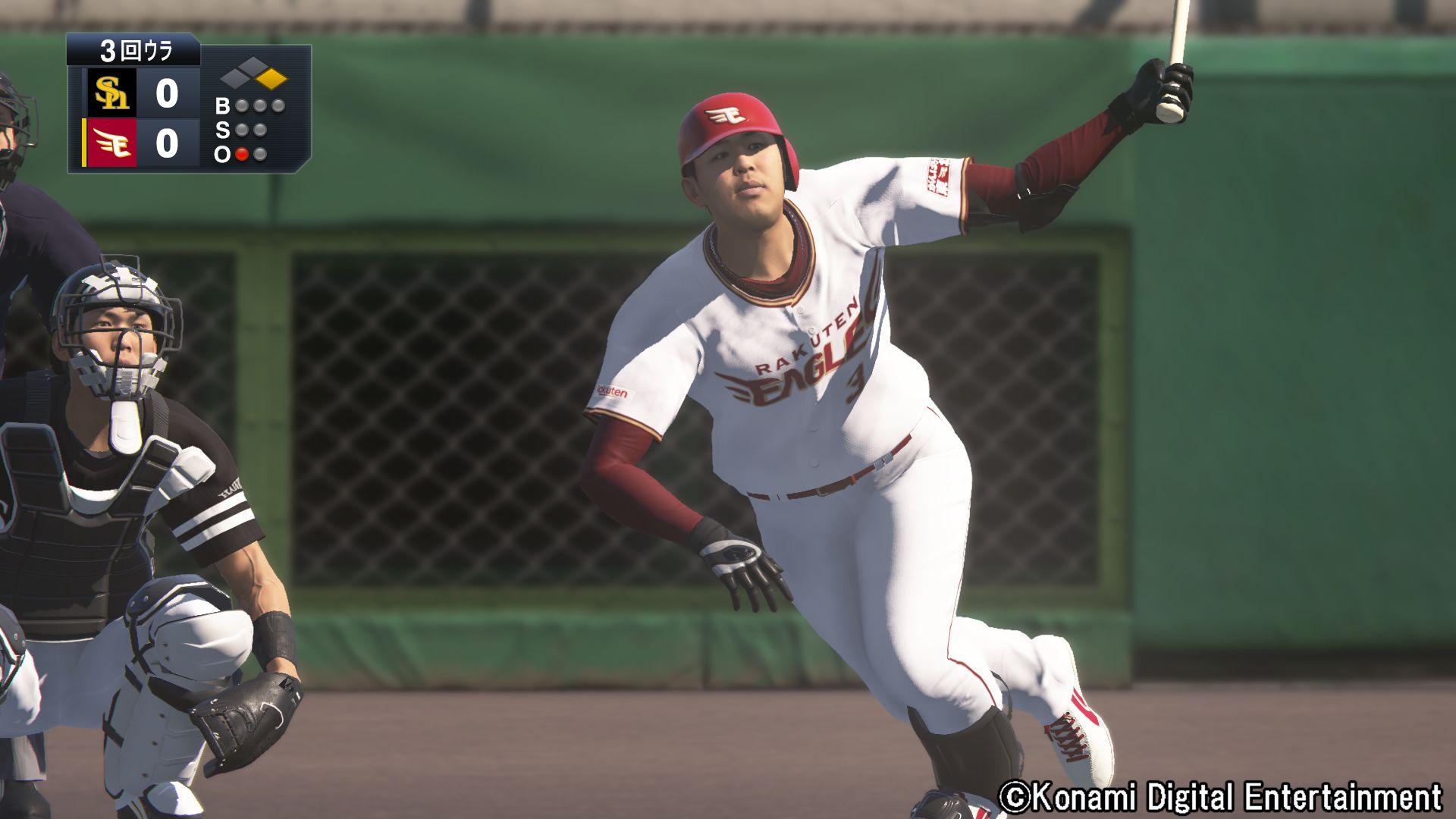 拡大画像 プロ野球スピリッツ シリーズ最新作ps4 Ps Vita プロ野球スピリッツ19 発売日決定 7 11 Game Watch