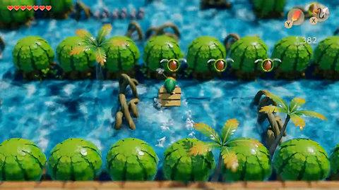 Nintendo Direct】「ゼルダの伝説 夢をみる島」の発売日は9月20