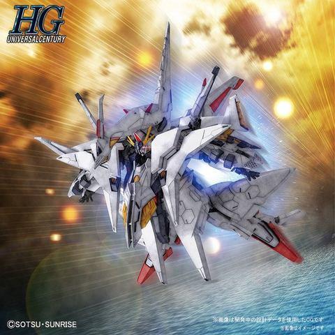 ガンプラ、「HG ペーネローペー」彩色された試作品画像を公開