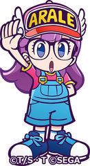 キャラクター アラレ ちゃん