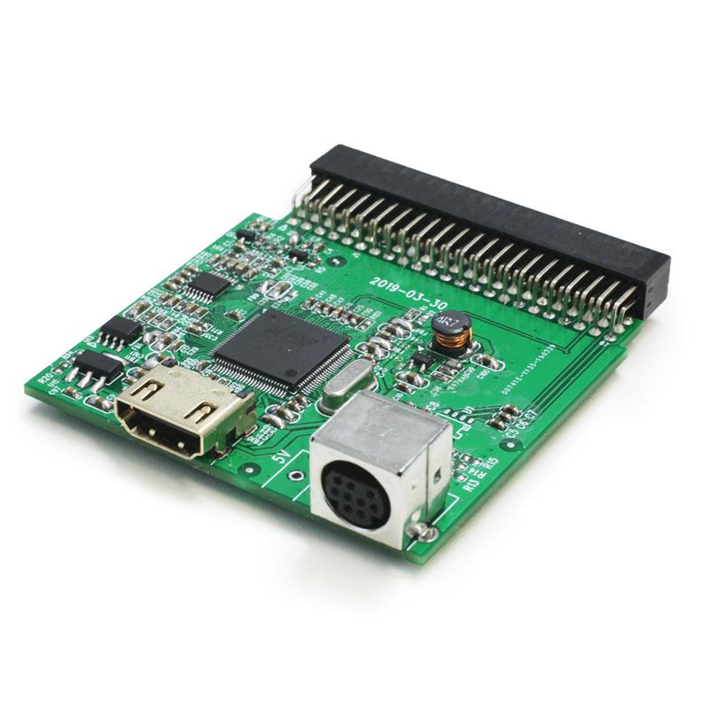 【ゲーム/周辺機器】PCエンジンにHDMIケーブルを接続可能にする「HDMIブースター」発売