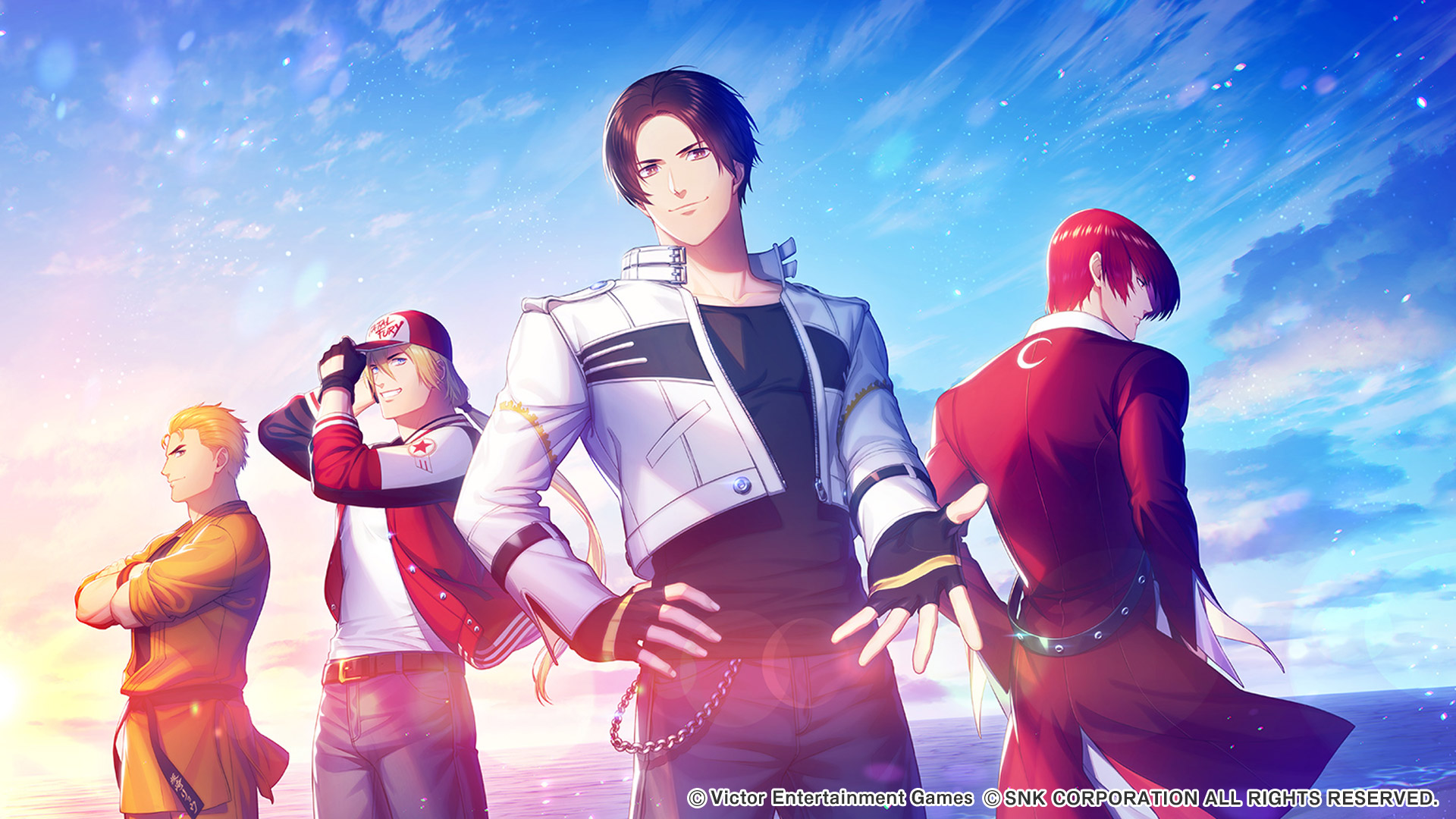 THE KING OF FIGHTERS for GIRLS 02