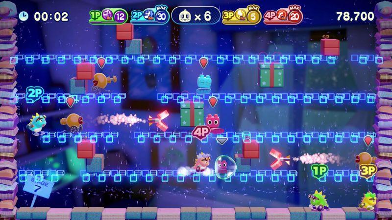 【ゲーム】「バブルボブル 4 フレンズ」発売日決定! 「ファイナルバブルボブル(マークIII版)」が付属する限定版も