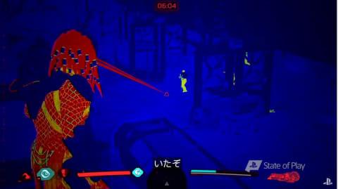 PS4向け非対称型対戦アクション「Predator Hunting Grounds