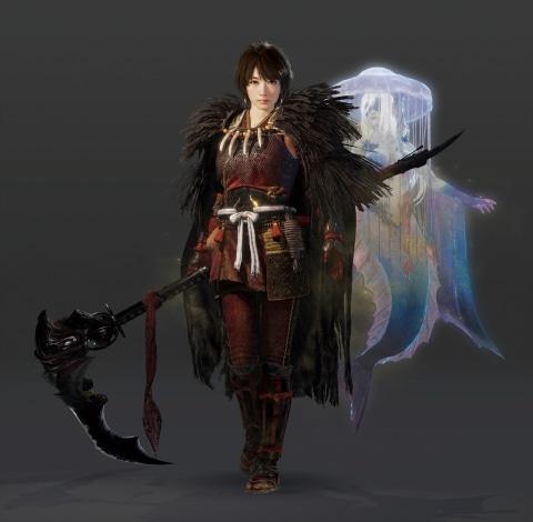 仁王2 守護霊