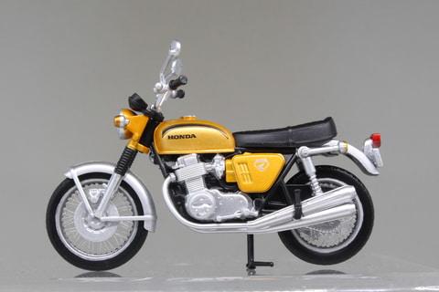 """ナナハン""""ホンダCB750誕生50周年! 「ホビーガチャ Honda Dream CB750 ..."""