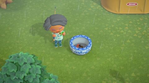 森 水槽 あつ