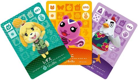 販売店 カード どうぶつの森 amiibo 【3月26日更新】amiiboカードの取扱店舗とコンビニ(サンリオ)