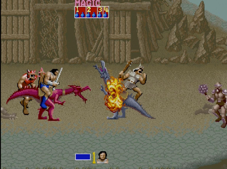 剣と魔法のファンタジー・アクション決定版! 家族を奪った因縁の敵「魔人デスアダ―」を倒すべく3人の主人公が今立ち上がる
