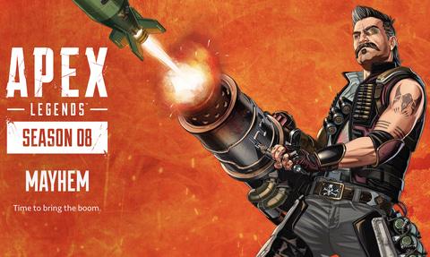Apex シーズン 8 『Apex Legends』レジェンドの勝率/ピック率に異変。シーズン8...
