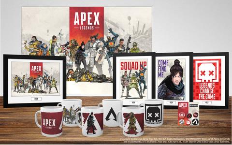 2 周年 apex