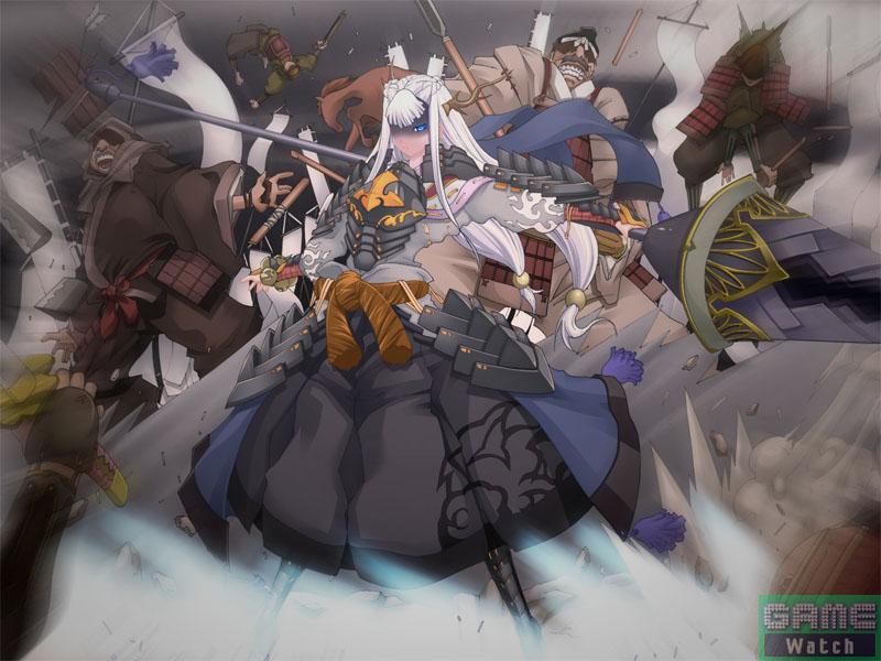 【091118】[天下原创][PS2]戰極姬:飛舞於戰亂的少女 [日版][1.58G] - 弗林特 - flint10000 的博客