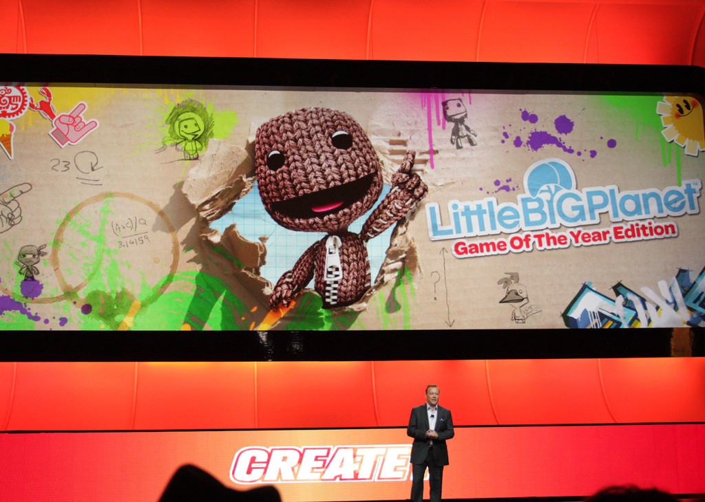 「Little Big Planet 2」