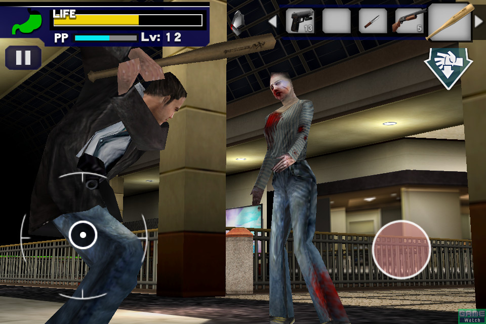 iPhone/iPod touch向け「DEAD RISING」を年内配信