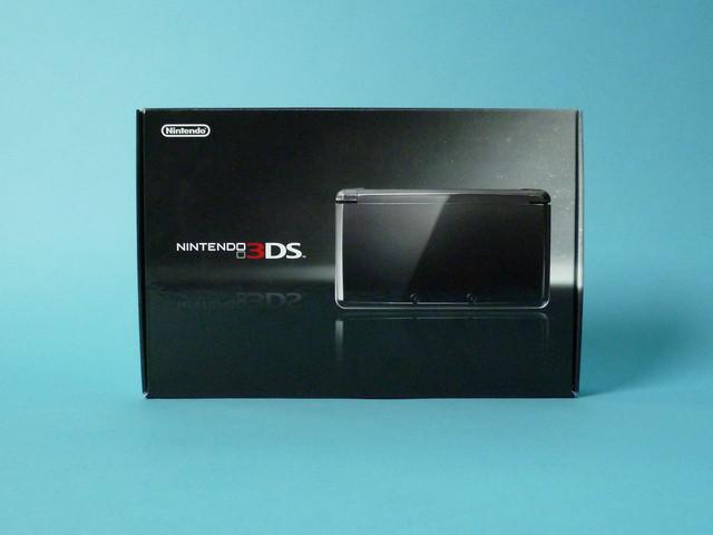 Abriendo la Caja más Deseada del Momento, unboxing 3DS D16