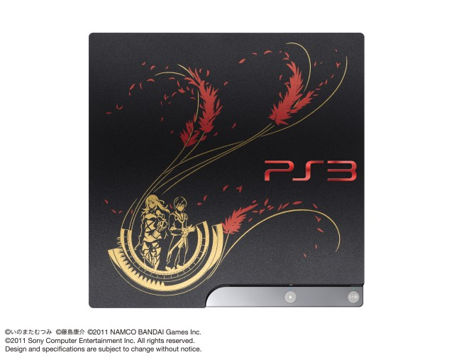 「PlayStation 3 TALES OF XILLIA X EDITION」のPS3(160GB)