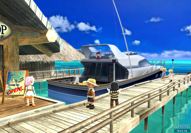 The fishing resort family fishing wii hype thread made by for Fishing resort wii