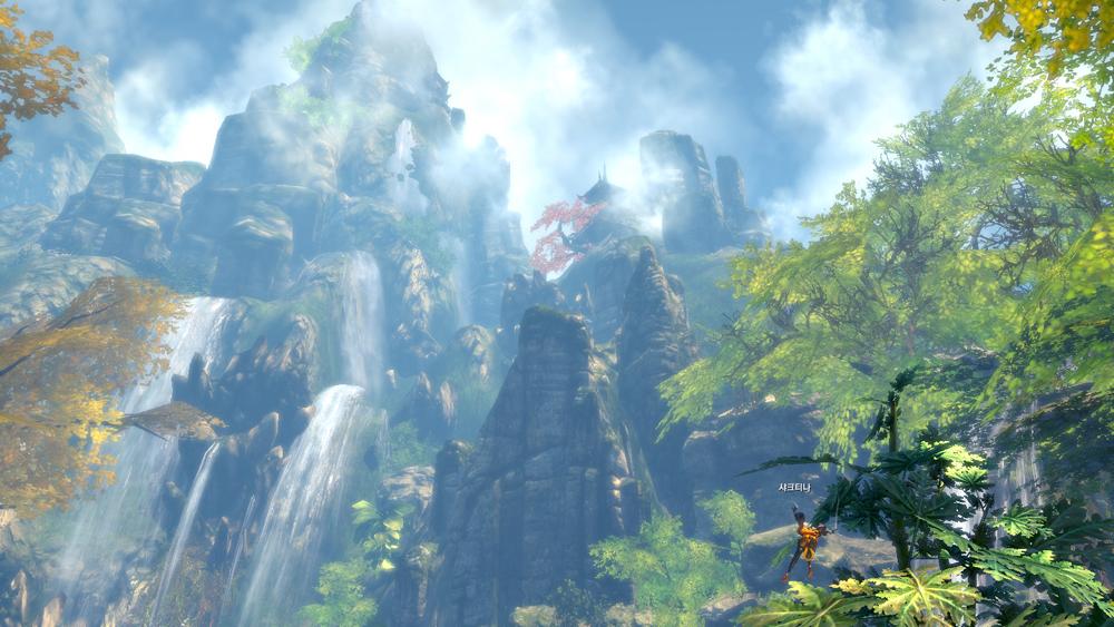 拡大画像]ncsoft、「Blade & Soul」韓国第2次クローズドβテストに潜入!