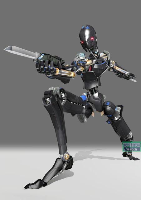 Robots binary solo