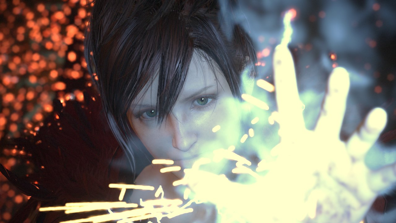 「Agni's Philosophy -- FINAL FANTASY REALTIME TECH DEMO 」より