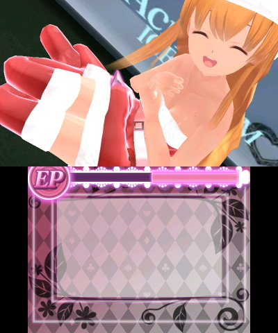 "d316 ""Closed in a secret room with Ms. Itsuka sensei, maybe we'll.."" for 3DS"