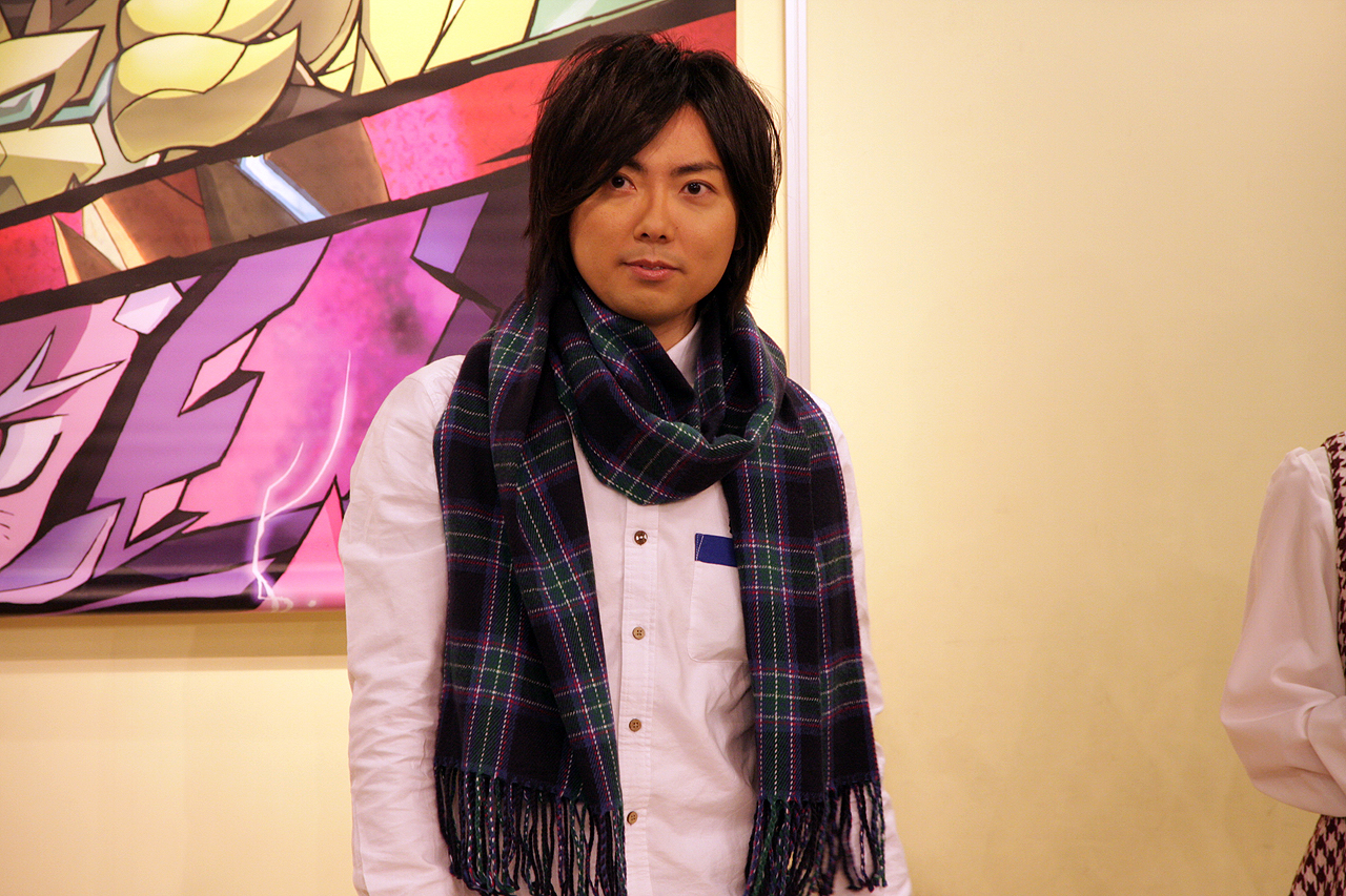 3DS「ガイストクラッシャー」発売記念イベント開催!(5/39)