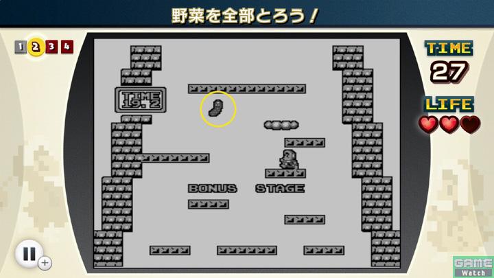 Wii Uにキラーソフト「ファミコンリミックス」が登場。懐かしのファミコンのワンシーンを遊べて1,500円
