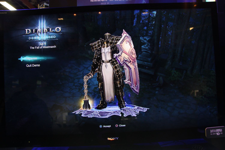 拡大画像] これが「Diablo III」の決定版! PS4「Diablo III