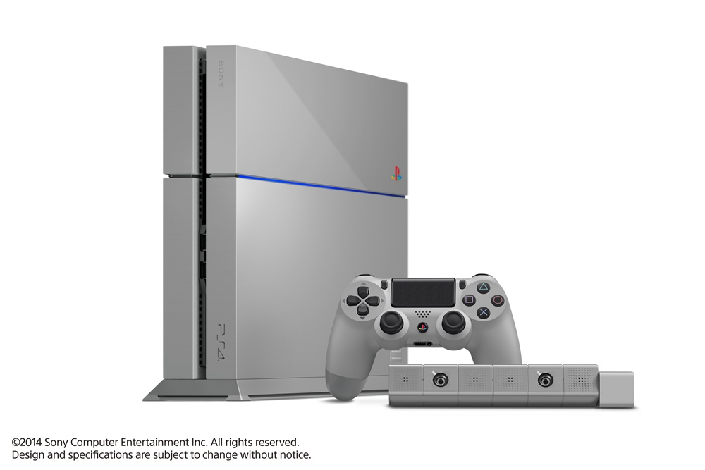 Playstation 4 Edition 20th Anniversary - Page 2 01