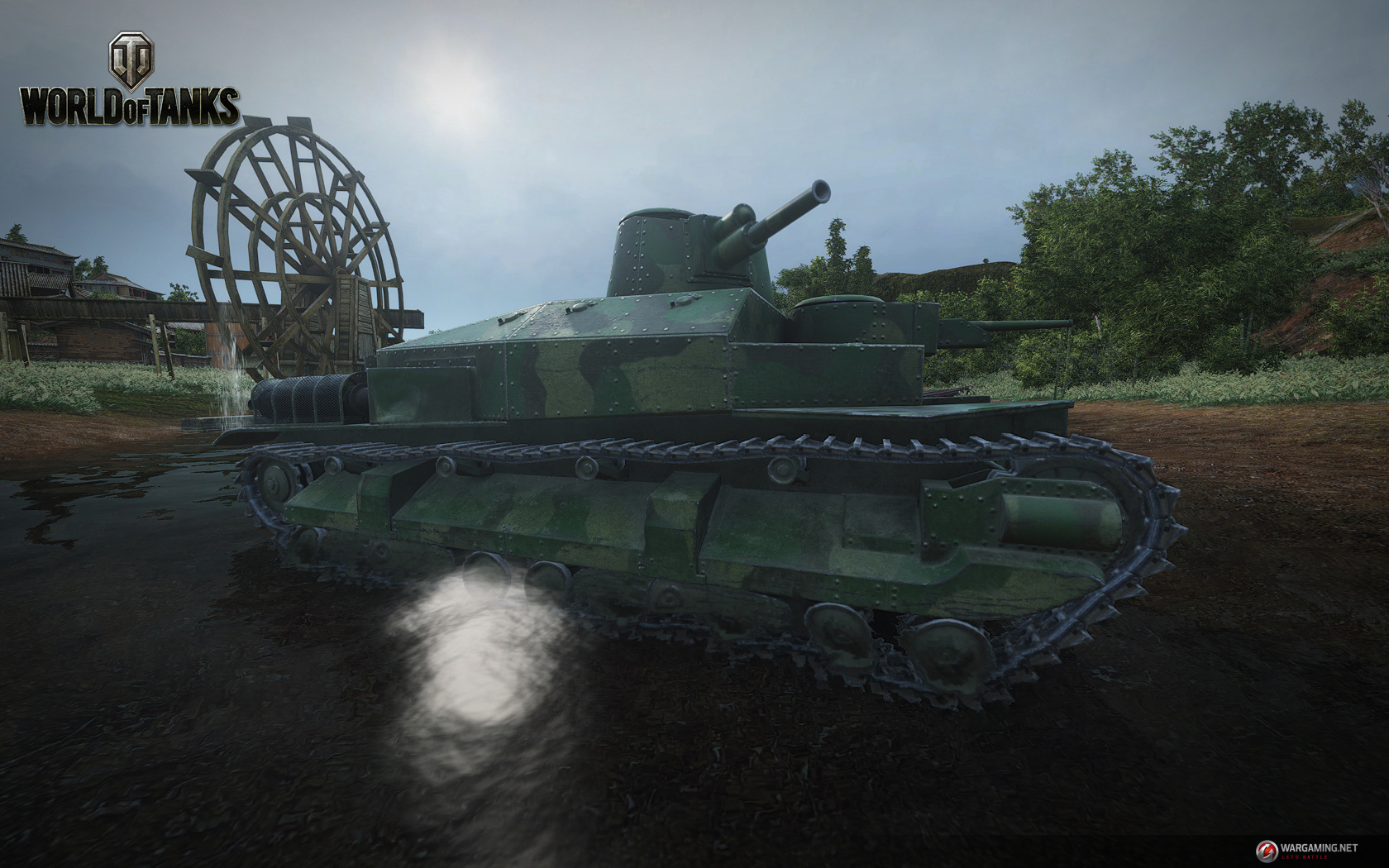 拡大画像 インタビュー world of tanks 9 10アップデートで日本の