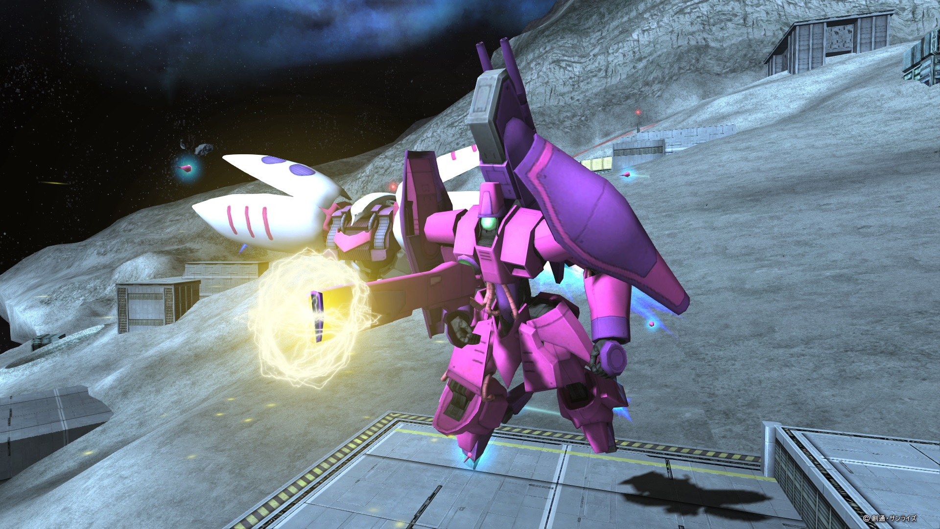 拡大画像 機動戦士ガンダムオンライン 最新アップデートを実装 6