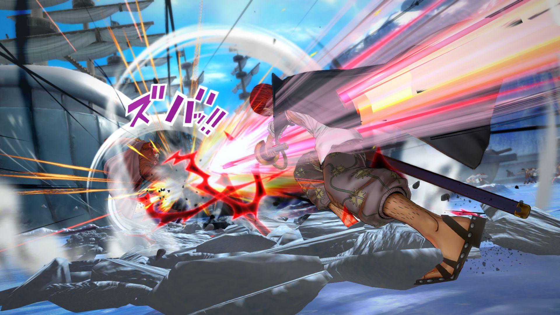 拡大画像 One Piece Burning Blood 新参戦キャラを紹介 31 34