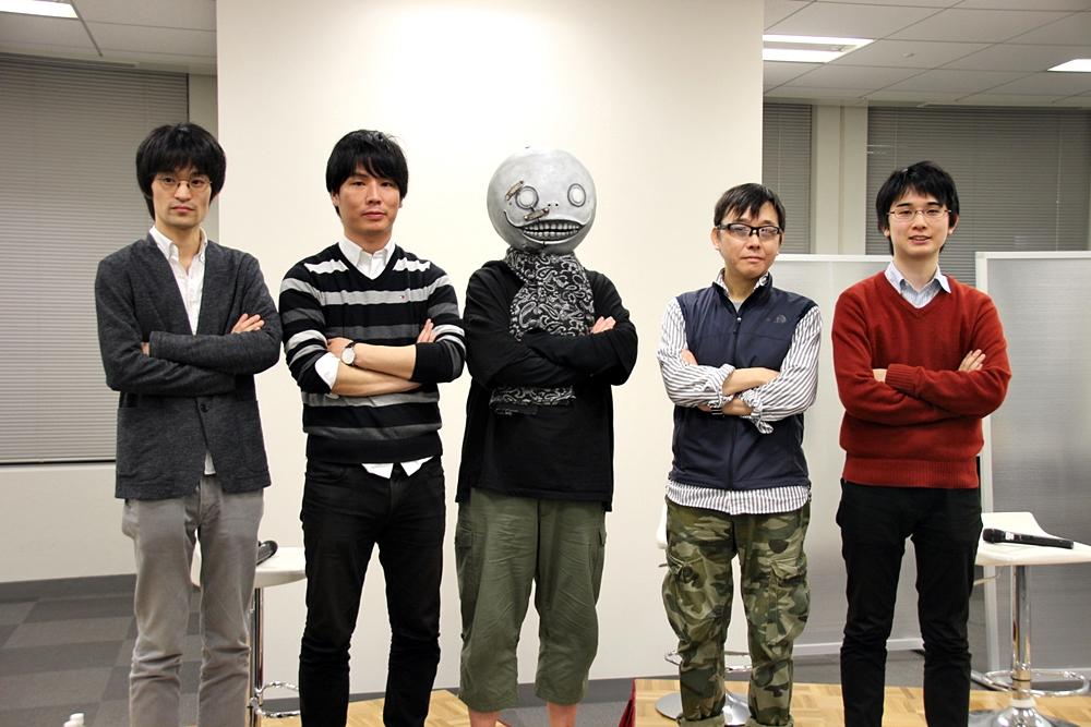 ヨコオタロウ氏×加藤正人氏がゲ...