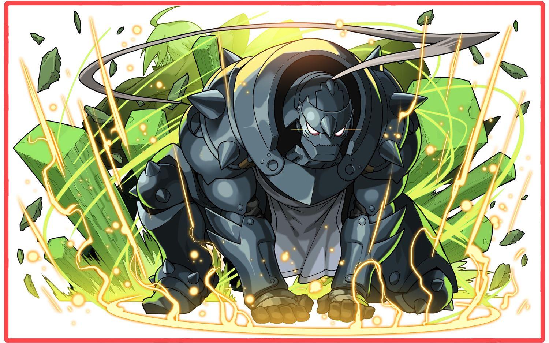 パズドラ Tvアニメ 鋼の錬金術師 Fullmetal Alchemist とのコラボ