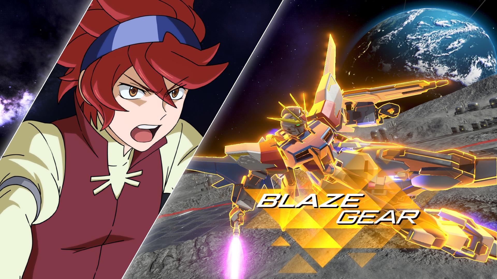 Gundam Versus に ビルドストライクガンダム フルパッケージ と ファルシア の参戦が決定 Game Watch