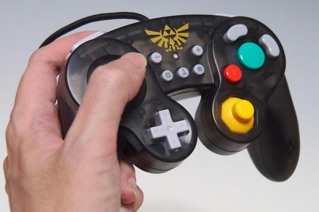 ボタン設定 スマブラsp