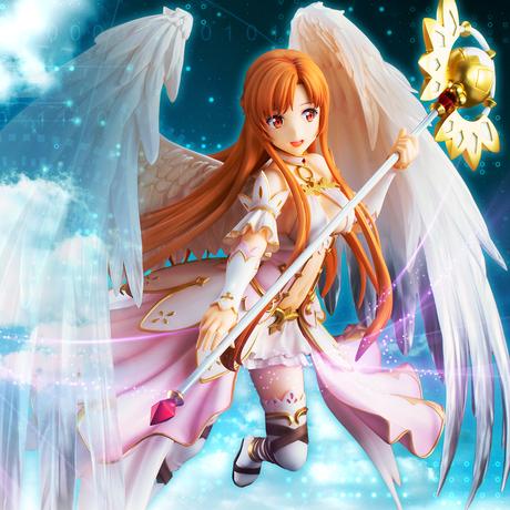 アスナ・アリス・リスタルテが天使に! eStreamが展開するフィギュア3 ...